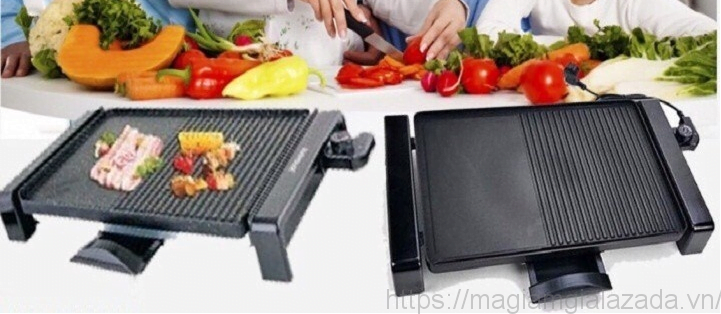 Kinh nghiệm chọn mua bếp nướng điện