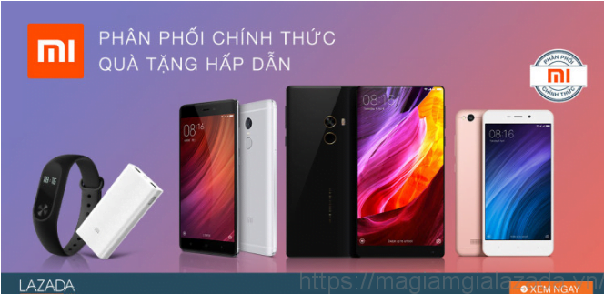 Có Nên Mua Điện Thoại Xiaomi Trên Lazada Không?