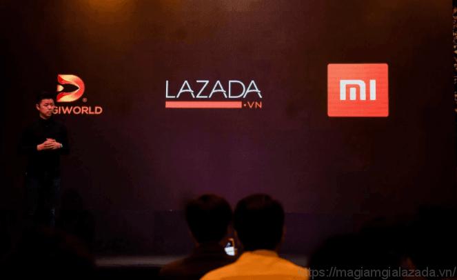 Điện thoại Xiaomi Redmi 5A Lazada được phân phối chính hãng bởi hệ thống Digiworld.