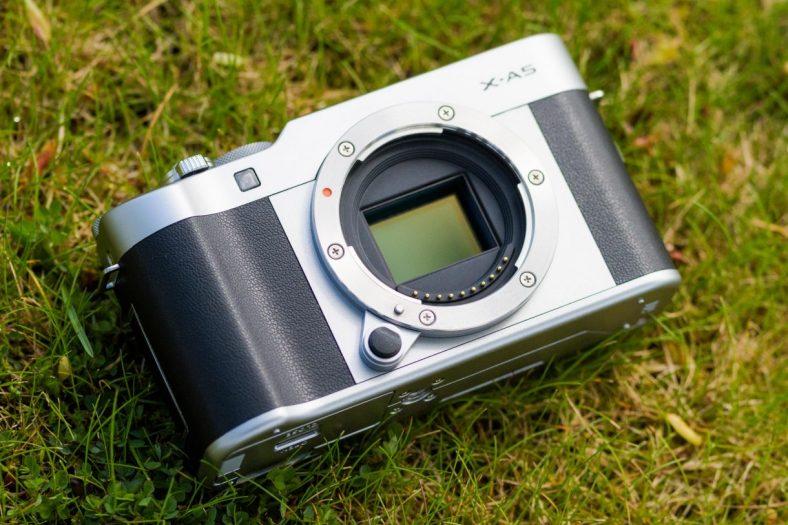 Đánh giá máy ảnh Fujifilm X-A5