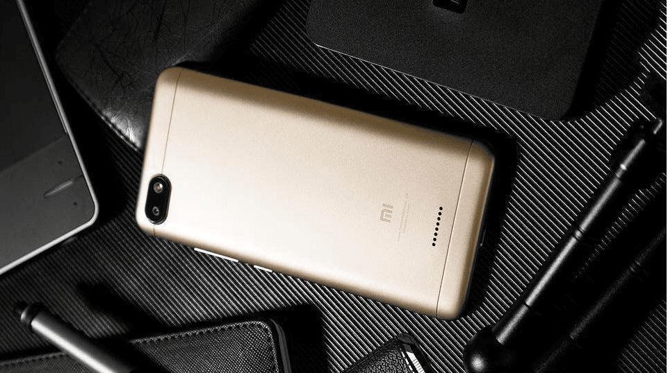 Xiaomi Redmi 6A Lazada phân phối độc quyền với thiết kế sang trọng