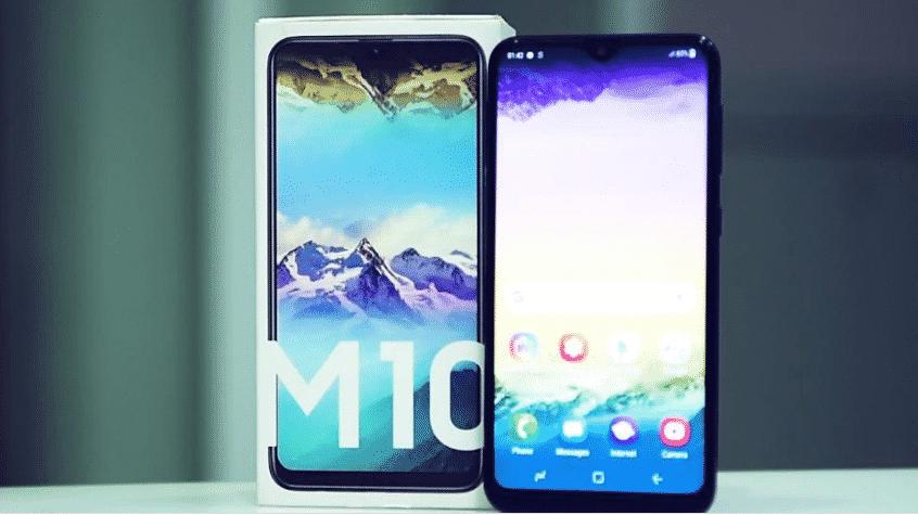 Lazada bán độc quyền Samsung Galaxy M10