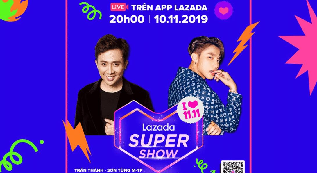 Lazada Super Show 11.11