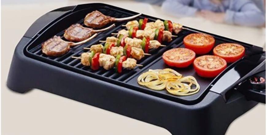 Top 5 bếp nướng điện không khói nên mua