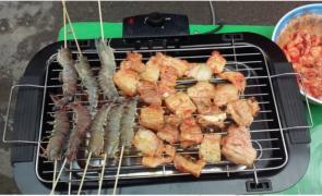 Kinh nghiệm chọn mua bếp nướng điện không khói tốt nhất